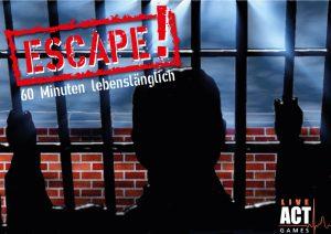 Escape, Knast, Arrested